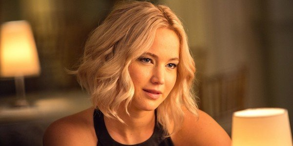 Jennifer Lawrence working with Darren Aronofsky