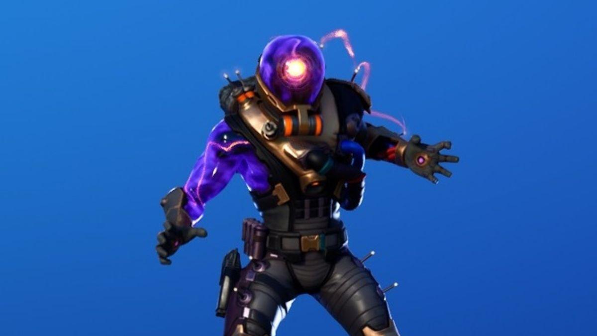 Fortnite item shop update: The final Season 2 skin is basically Mysterio