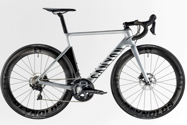 Canyon releases a new range of Aeroad bikes, including a 105 equipped model