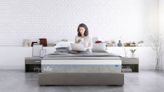 Idle Sleep is giving away a FREE adjustable bed base with its mattresses this Prime Day