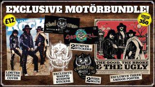 Motorhead Classic Rock bundle
