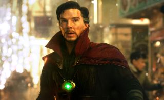 Benedict Cumberbatch is Doctor Strange