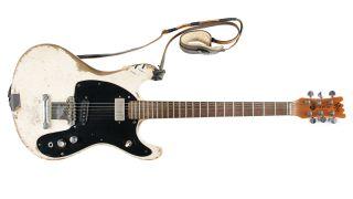 Johnny Ramone's 1965 Mosrite Ventures II guitar