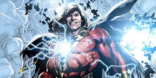 Shazam in the comics