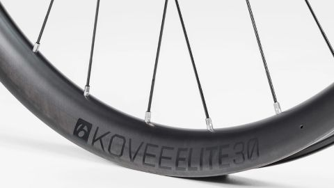 Bontrager Kovee Elite 30 TLR wheels