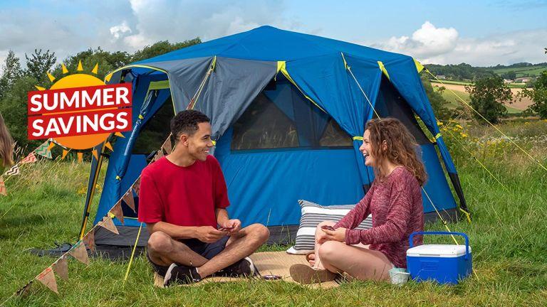 Summer savings: Coleman camping gear deals