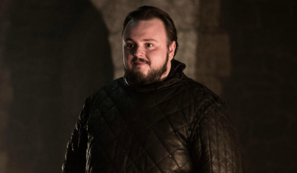 Game of Thrones Samwell Tarly John Bradley HBO