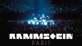 rammstein paris poster