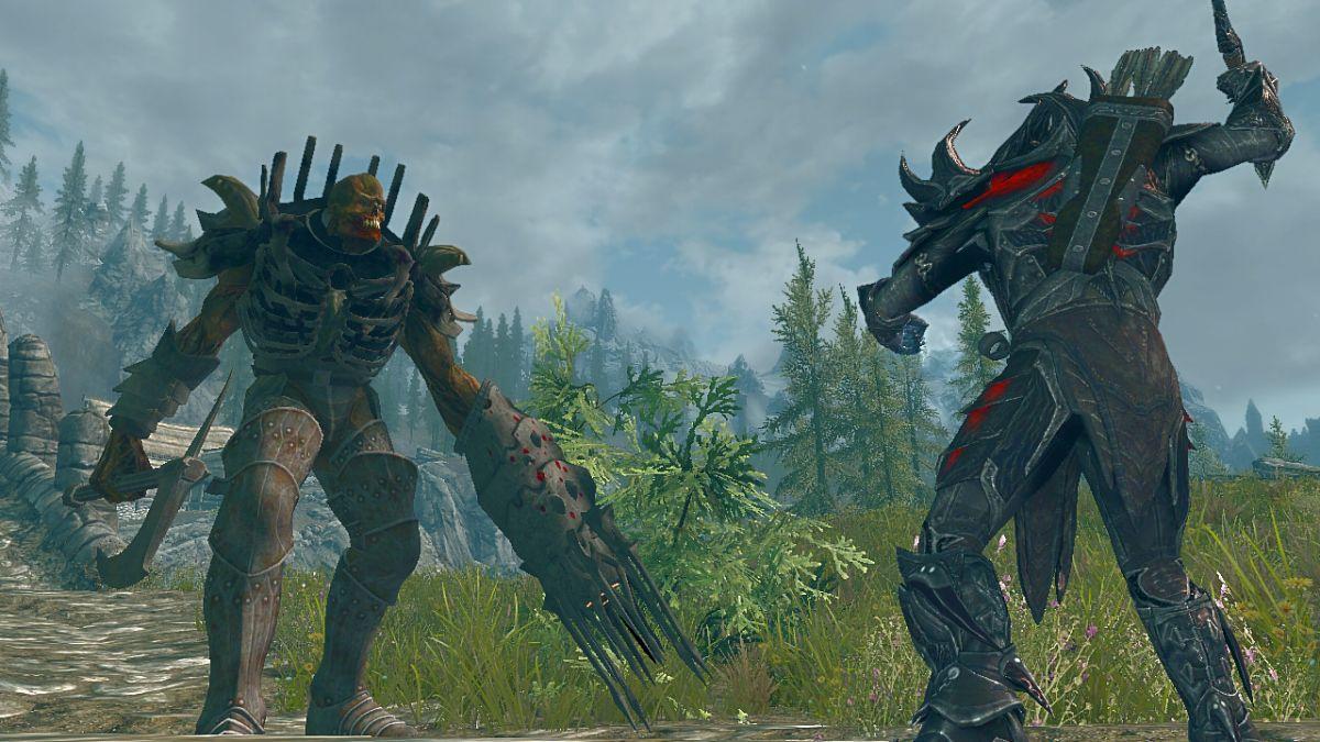 Skyrim mod adds a realm-stalking, respawning Resident Evil