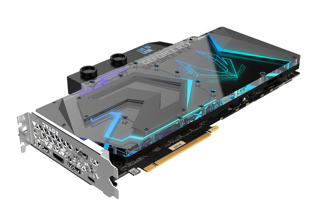 Zotac Launches Geforce Rtx 2080 Ti Arcticstorm Tom S Hardware