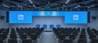 Q-SYS Connects LinkedIn's Four CA Campuses