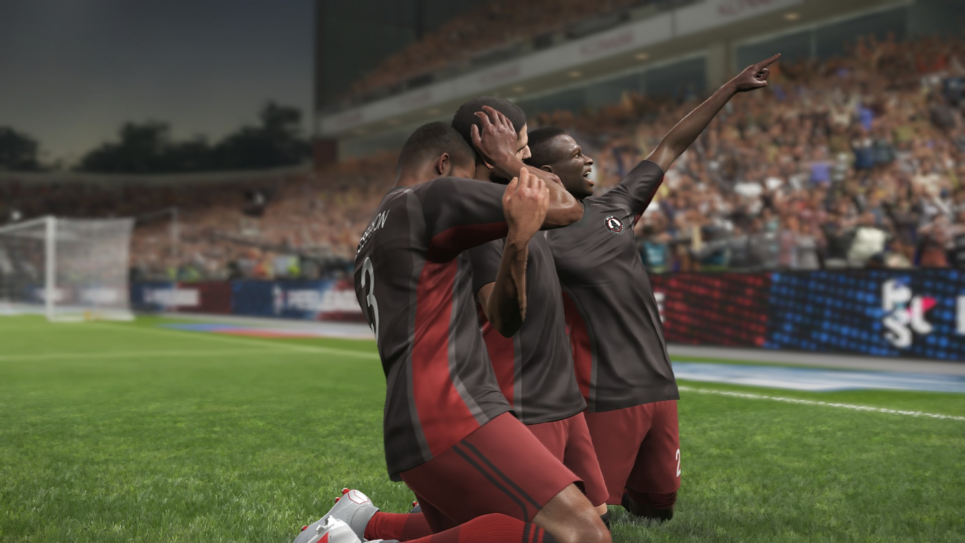 Pro Evolution Soccer 2019 review | PC Gamer