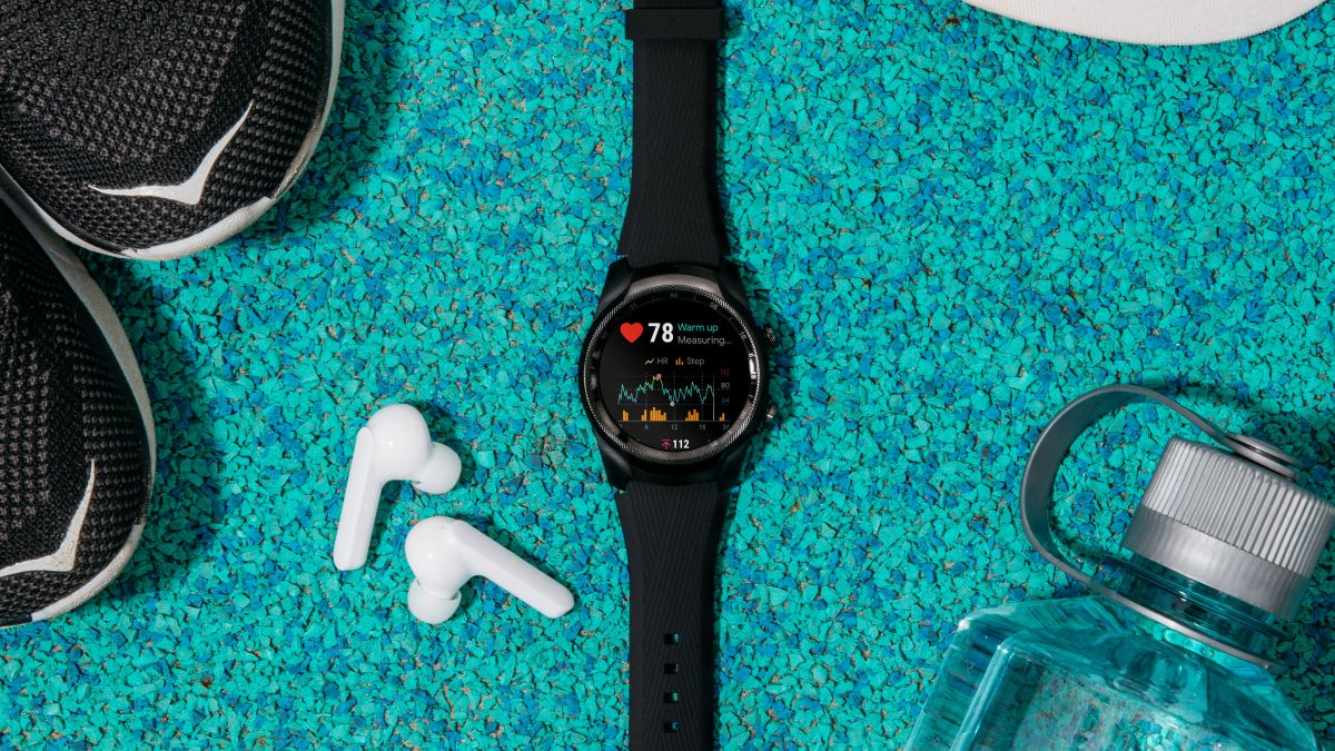 TicWatch Pro 4G is a Wear OS watch that allows you to take calls away from your phone