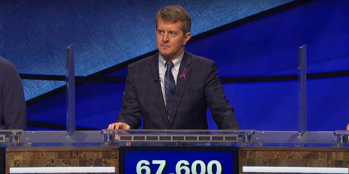 Wait, Ken Jennings Originally Said 'No' To Returning For Jeopardy's GOAT Episodes? - CINEMABLEND