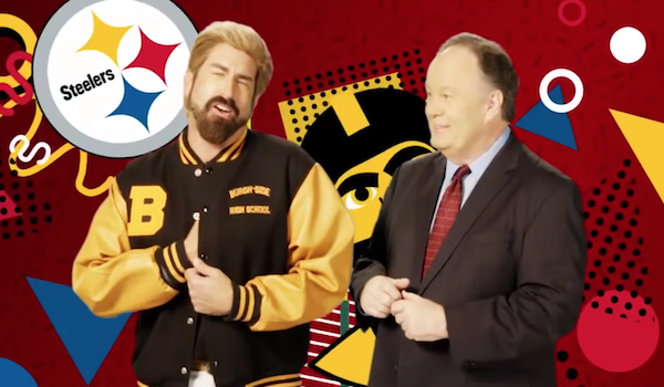 mr belding nfl sunday saved by the bell
