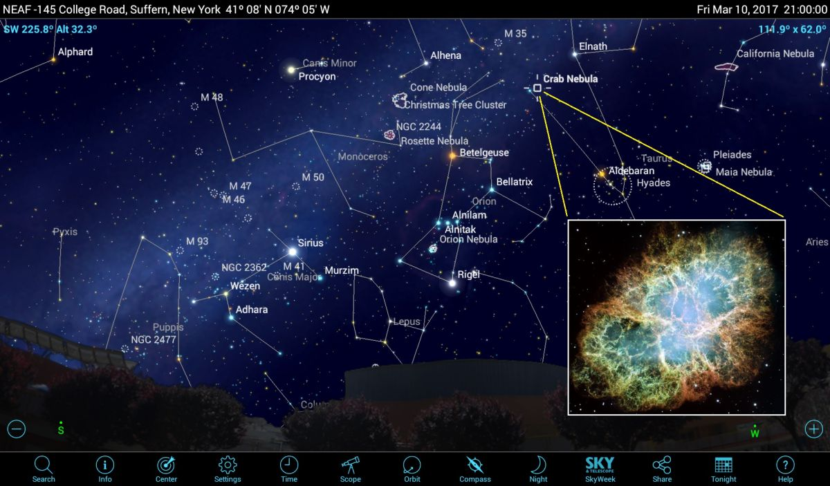 Seeing The Treasures Of Messier S List With Mobile Astronomy