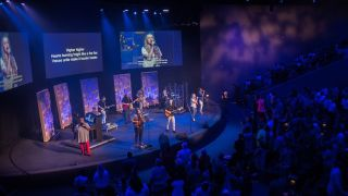 AGI Installs NEXO and Yamaha for Oklahoma Church