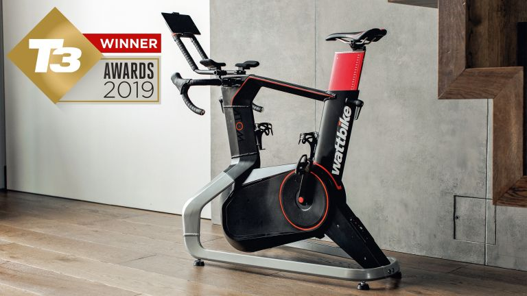The winner of Best Home Gym Equipment at the T3 Awards 2019 is Wattbike Atom | T3