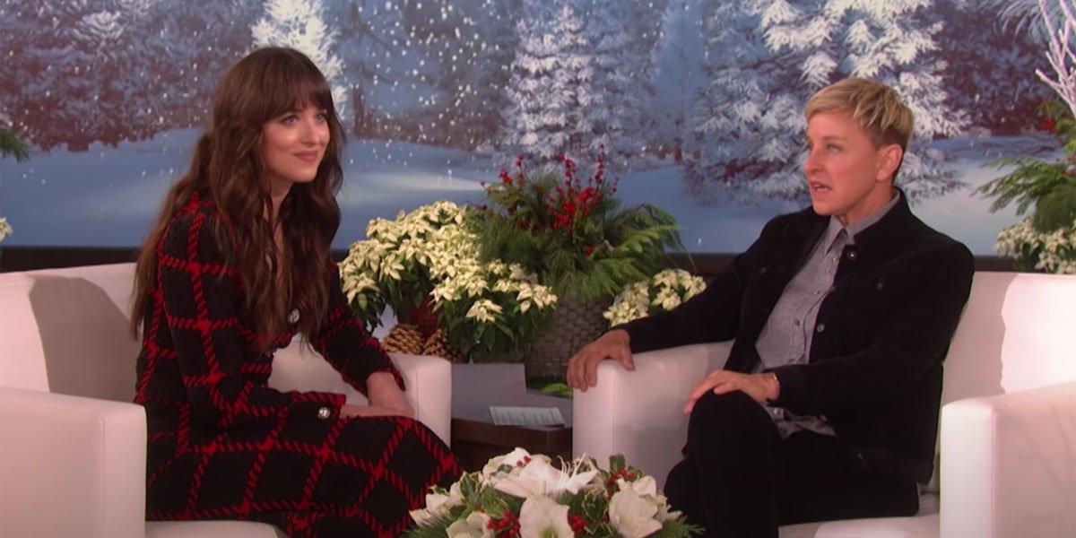 The Internet Has Not Forgiven Ellen DeGeneres On The Anniversary Of Her Infamous Dakota Johnson Interview