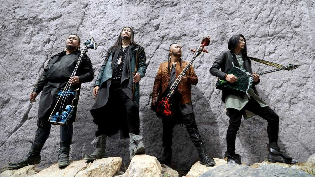 Mongolian outfit The HU plot North American tour | Louder