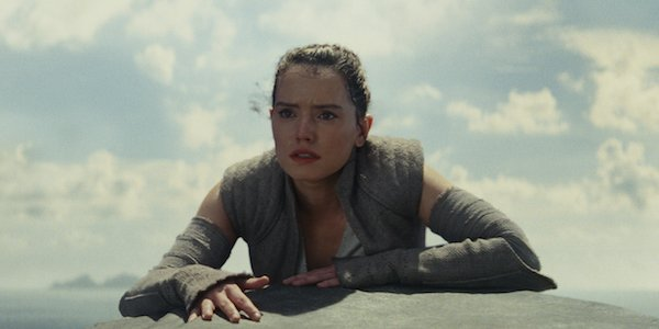 Daisy Ridley Star Wars The Last Jedi