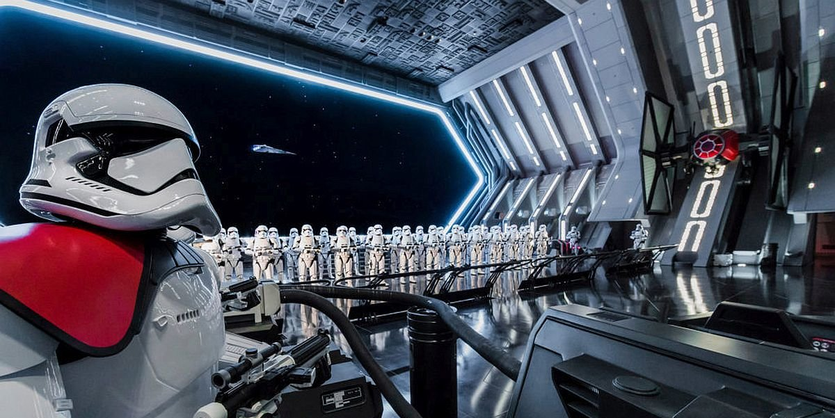 Walt Disney World's Star Wars: Rise Of The Resistance Reportedly Evacuated On Opening Day
