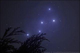 Cassiopeia Skywatching Carpentier