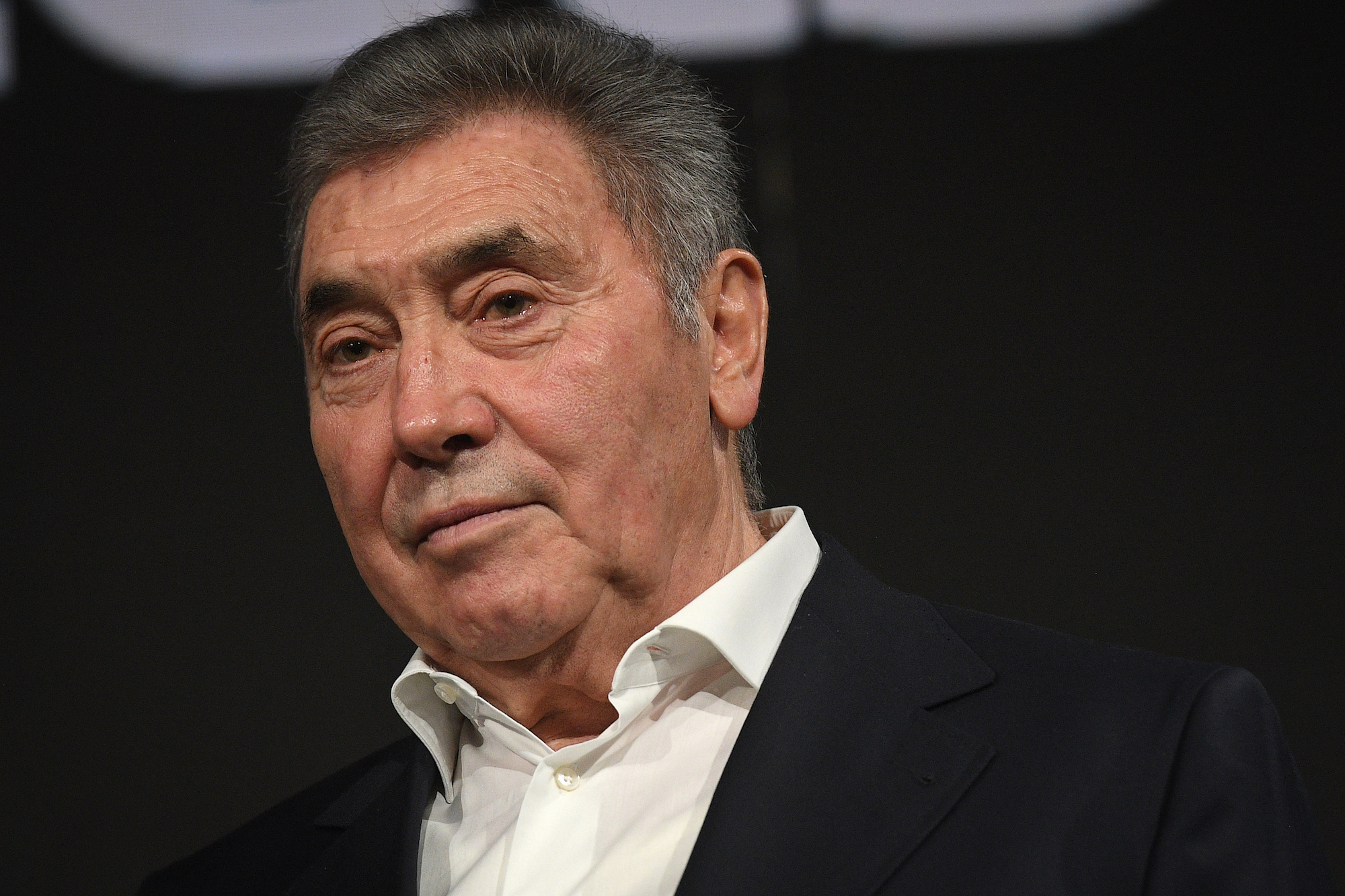 'Doctors don't know what happened' as Eddy Merckx continues recovery from fall