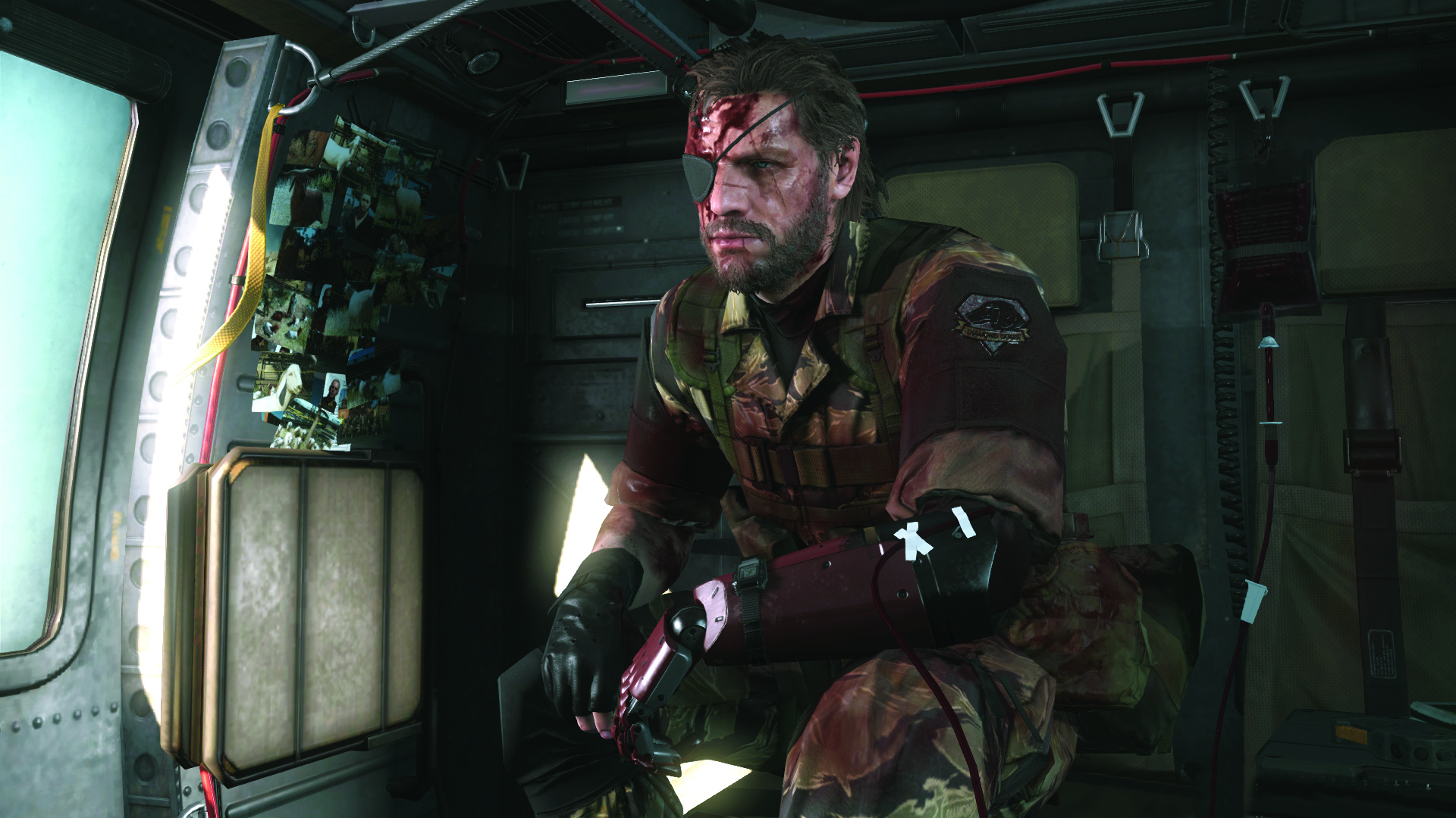 Metal Gear Solid 5's cancelled Mission 51 'definitely not