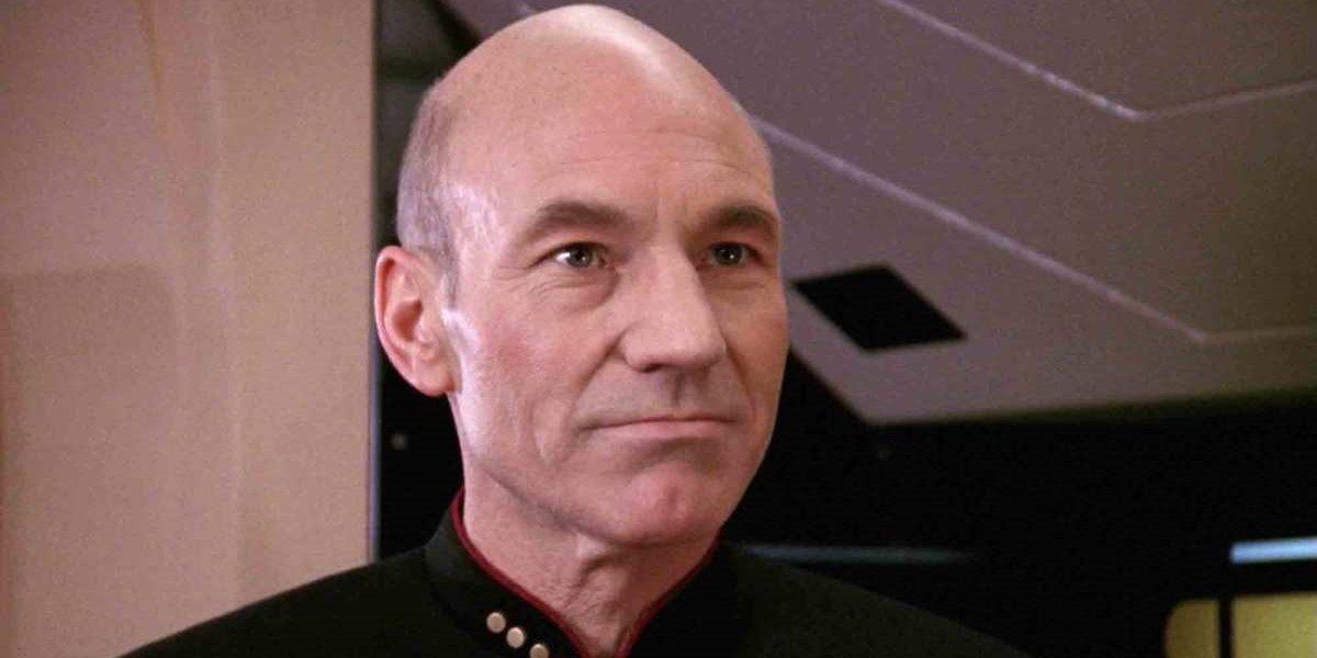 Patrick Stewart Star Trek The Next Generation