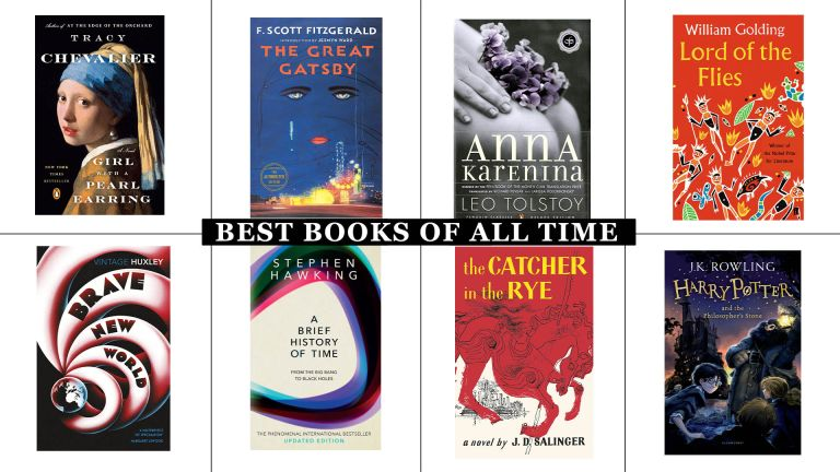 Best books of all time selection
