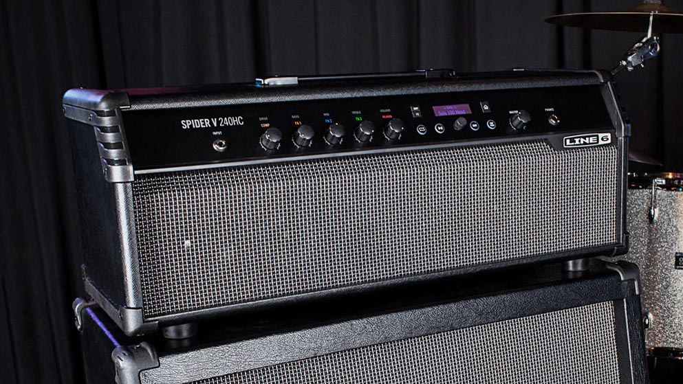 Line 6 releases Spider V 240HC amp head with built-in speaker | MusicRadar