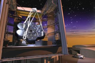 Giant New Telescope Gets $50 Million In Funding