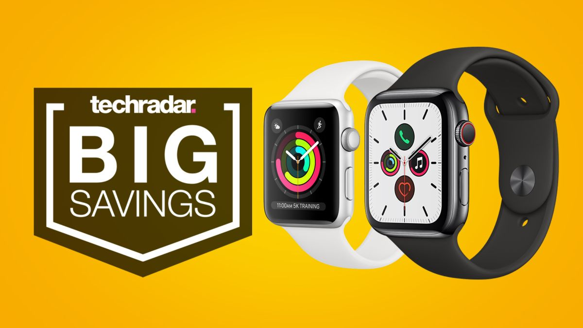 Apple Watch deals drop Series 3 down to lowest price yet and cut $20 off Series 5