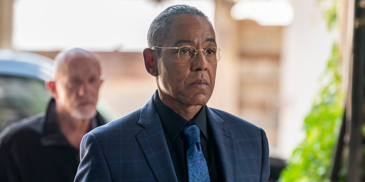 better call saul mike following gus fring