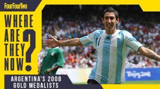 Argentina 2008 Olympics