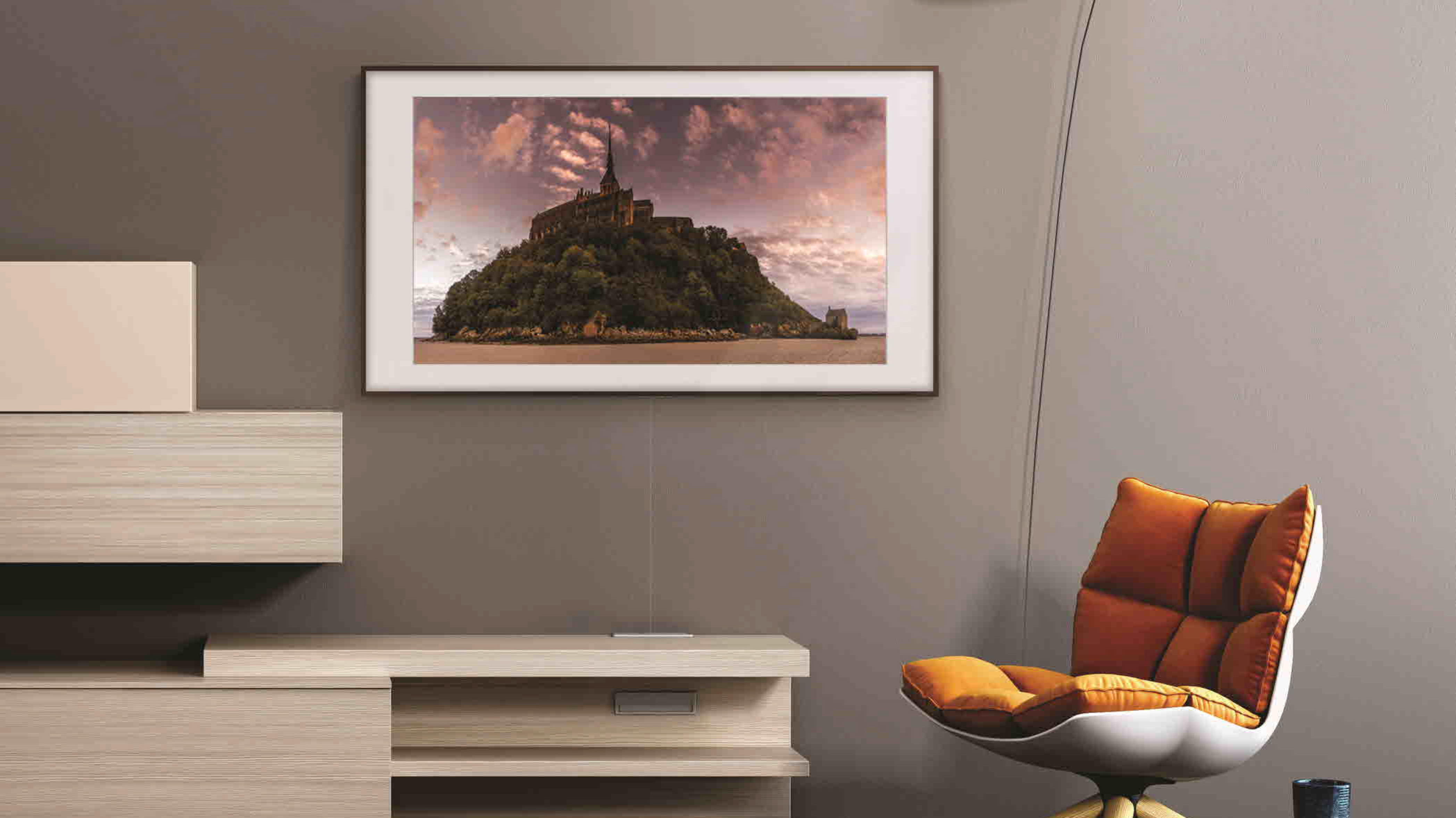Over 800 Artworks Coming To Samsung S New Picture Frame Television Techradar