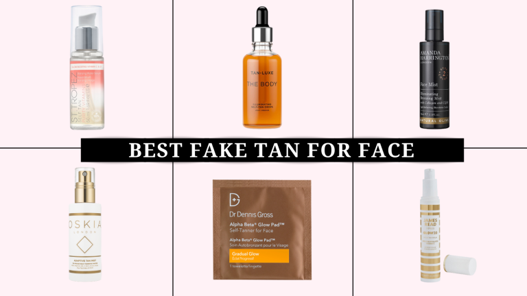 Six of the best fake tan for face products