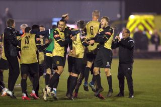 Marine v Havant And Waterlooville – Emirates FA Cup – Second Round – Rossett Park