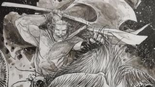 Unworthy Thor illustration