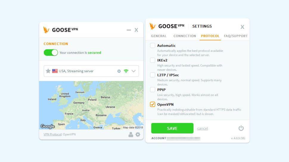 Goose VPN review | TechRadar