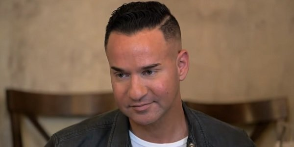 """Mike """"The Situation"""" Sorrentino Jersey Shore Family Vacation MTV"""