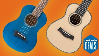 Save a whopping 40% off a range of ukuleles at Ukutune until May 11