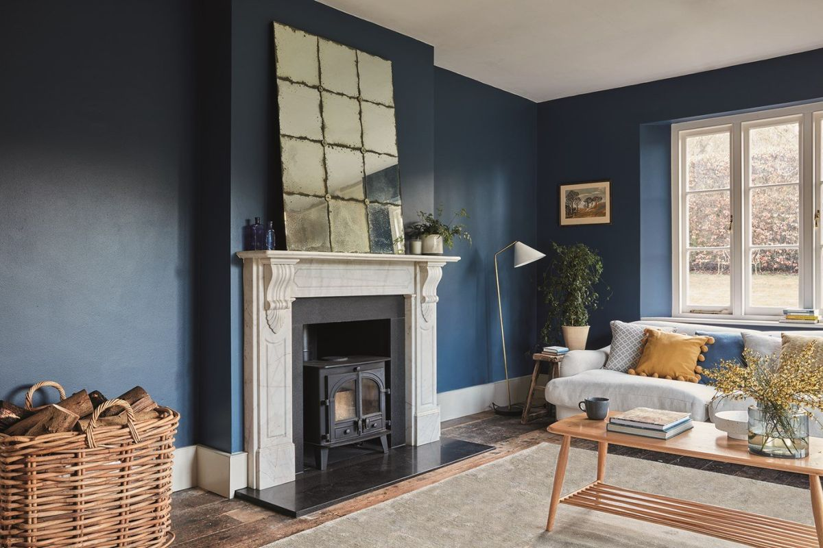 Trending paint colours and how to use them in the home   Livingetc