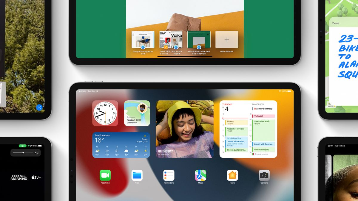 iPad users are very (very) cross about one aspect of iPadOS 15