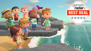 This cheap Animal Crossing: New Horizons deal gets you the game for under £40