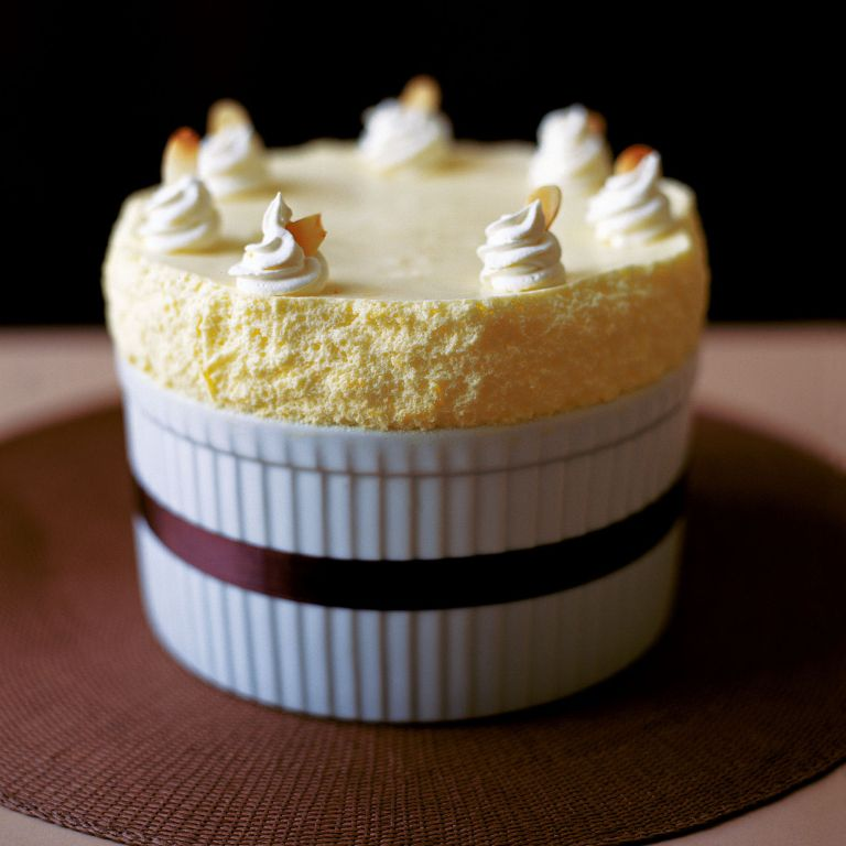 Iced Lemon Souffle recipe-Souffle recipes-recipe ideas-new recipes-woman and home
