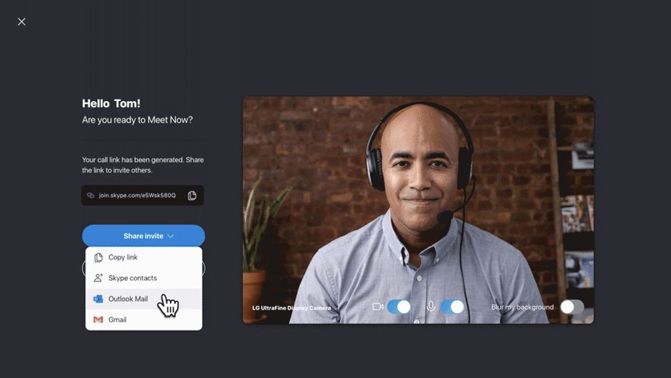 Skype introduces video meetings with no sign-up needed for those wanting a Zoom alternative