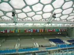 JBL Professional Loudspeakers Perform Swimmingly For 2008 Summer Olympics At National Aquatic Centre In Beijing