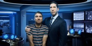 David Schwimmer stars alongside Nick Mohammed in this British comedy.